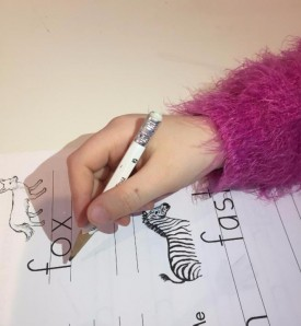 Fine Motor Skills for Handwriting