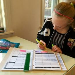 Executive Function Summer Workshop for Middle Schoolers