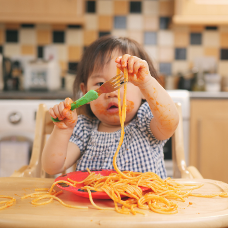 Use Messy Play to Foster Early Development