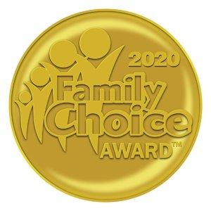 Academic Planner Family Choice Award